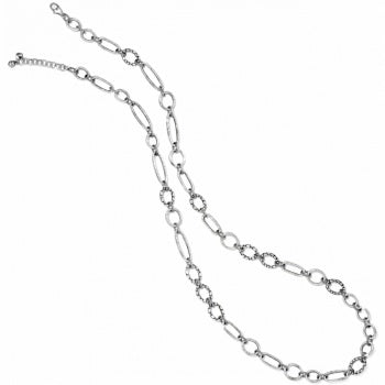 Pebble Mini Link Long Necklace