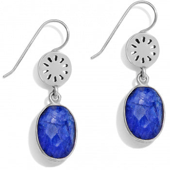 India Jaipur French Wire Earrings