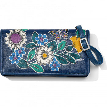 The Botanical Large Wallet
