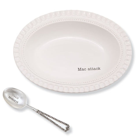 Mac Attack Serving Set