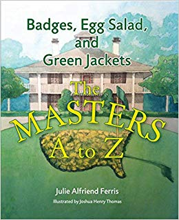 Badges, Egg Salad, and Green Jackets and Green Jackets Masters A-Z