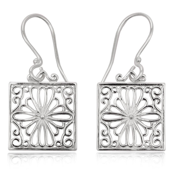 Southern Gates Rice Gate Earring
