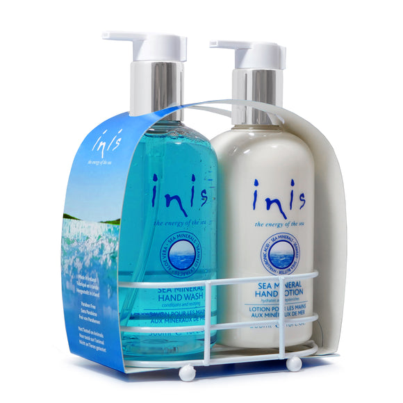 Inis Hand Care Duo Set In Caddy