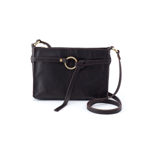 Libra Black Crossbody