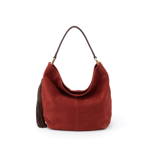 Meridian Cinnabar Shoulder Bag