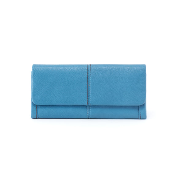 Wonder Wallet Dusty Blue