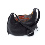 Basin Black Shoulder Bag