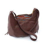 Basin Walnut Shoulder Bag