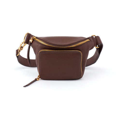 Pulse Walnut Belt Bag