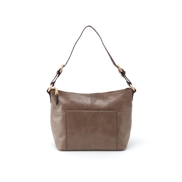 Charlie Gravel Shoulder Bag