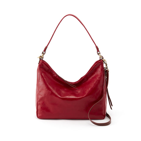 Delilah Garnet Shoulder Bag