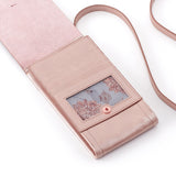 Token Rose Quartz Crossbody Wallet Hobo