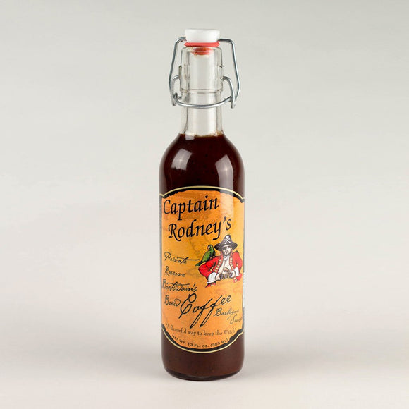 Captain Rodney's Coffee Barbecue Sauce