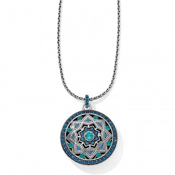Eternal Sky Reversible Small Pendant Necklace