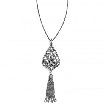 Illumina Tassel Convertible Reversible Necklace