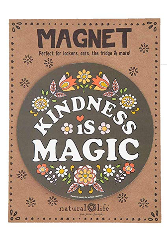 Car Magnet Kindness is Magic
