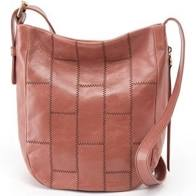 Kharma Burnished Rose Handbag