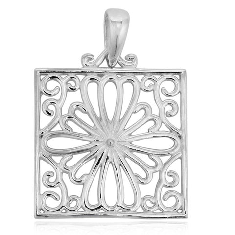 Southern Gates Rice Gate Pendant