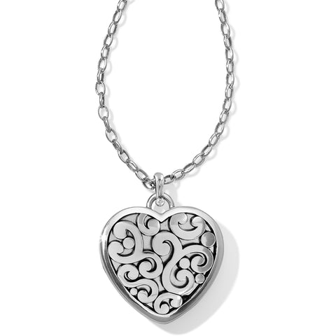 Contempo Convertible Locket Necklace