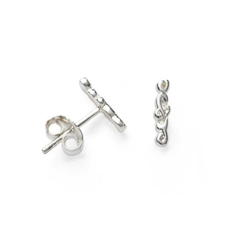 Southern Gates Filigree Vertical Bar Stud Earring ®