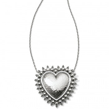 Telluride Heart Necklace