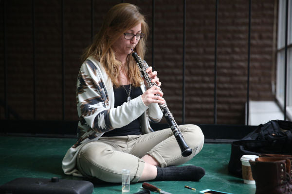 Interview with Breana Gilcher - Oboist