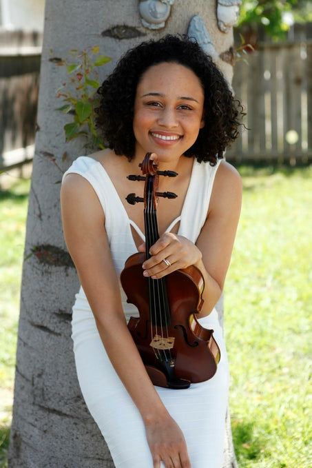 Interview with Jenni Asher - Violinist and Myofascial Release Therapist
