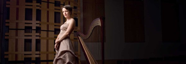 Interview with Liz Huston - Harpist and New Music Concert Producer