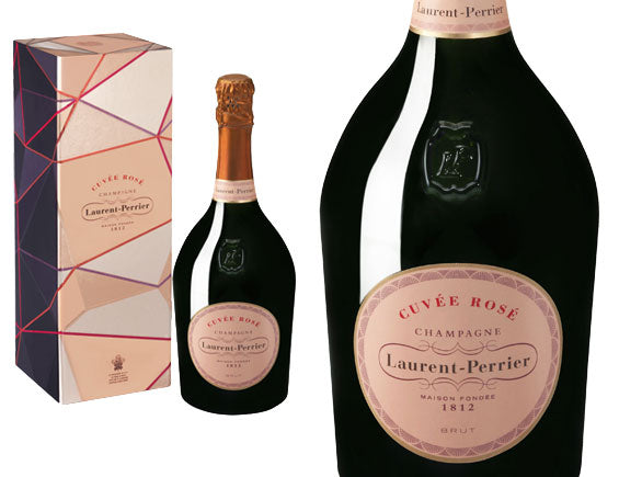 Laurent Perrier Rose £42.99 Gift Box Edition