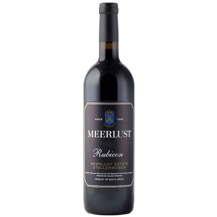 Meerlust Rubicon 2015, special price for September 2018 only