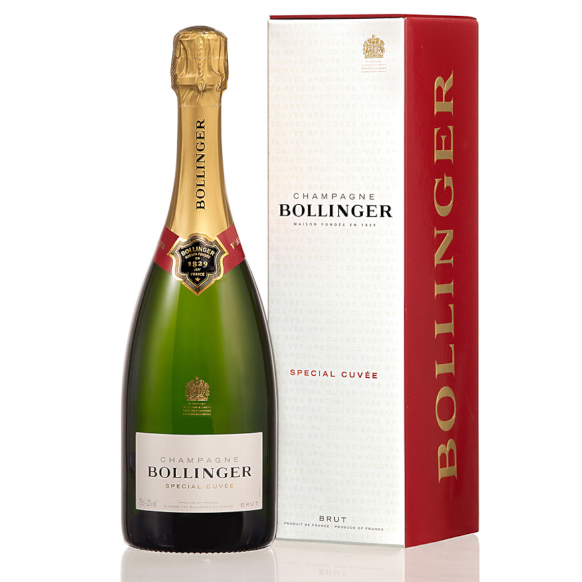 Bollinger Special Cuvée NV Champagne GIft Box