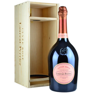 Laurent Perrier Rose Champagne Jeroboam 3 litre