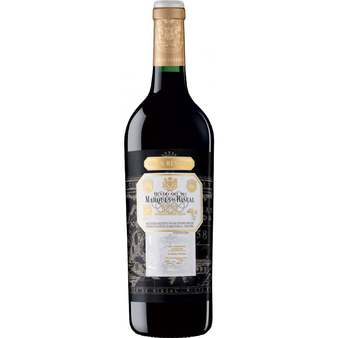 Marques de Riscal Gran Reserva Rioja 6 Bottle Case 2013