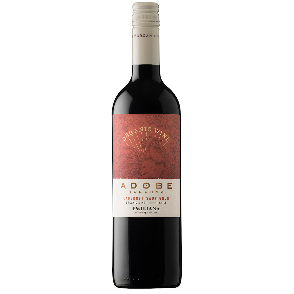 Adobe Reserva Cabernet Sauvignon [Organic] 12 Bottle Case 75cl