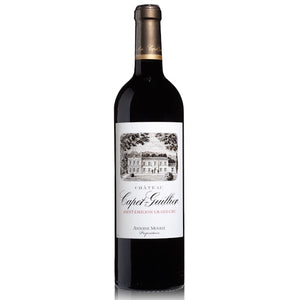 Château Capet-Guillier Saint-Émilion Grand Cru 6 Bottle Case 75 cl