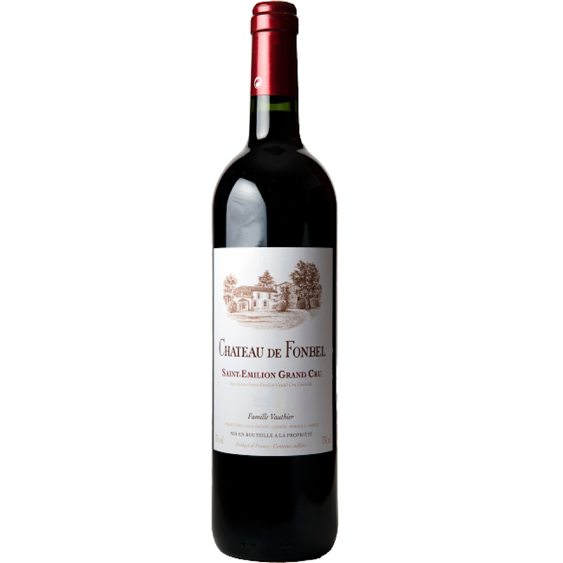 Chateau Fonbel St. Emilion Bordeaux 12 Bottle Case 75cl
