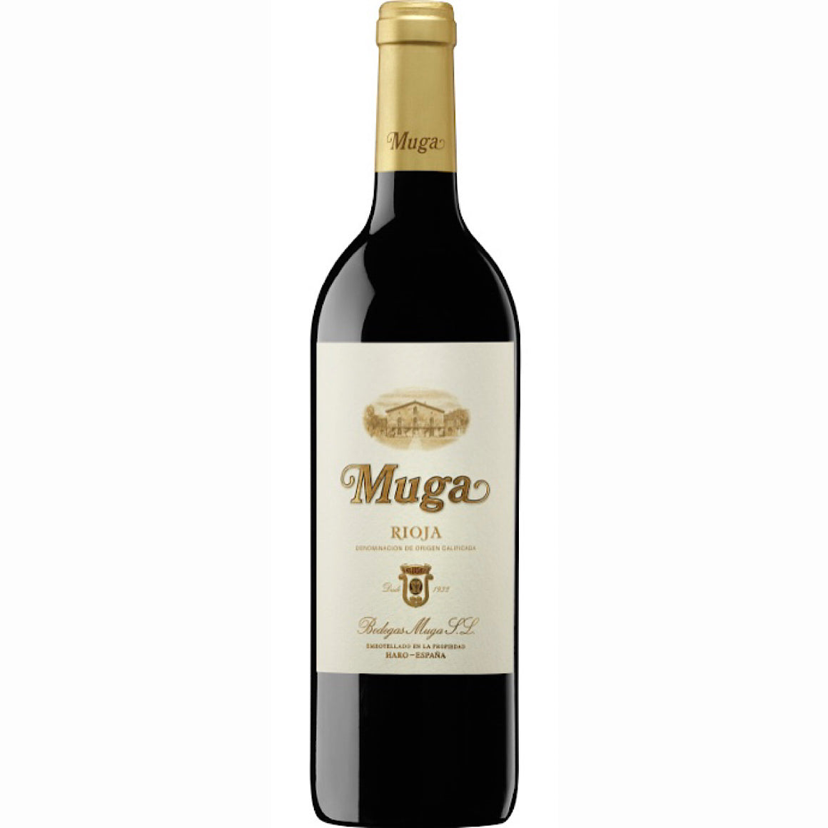 Muga Reserva Rioja 6 Bottle Case 75cl