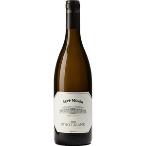 Sepp Moser Pinot Blanc 6 Bottle Case 75cl