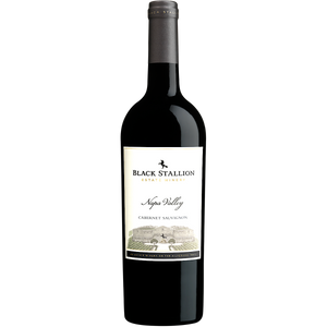 Black Stallion Cabernet Sauvignon 6 Bottle Case 75cl