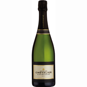 Champagne Charles Chevalier Brut NV 6 Bottle Case 75cl
