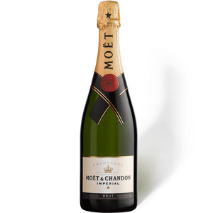 Moet and Chandon Brut Champagne 75cl