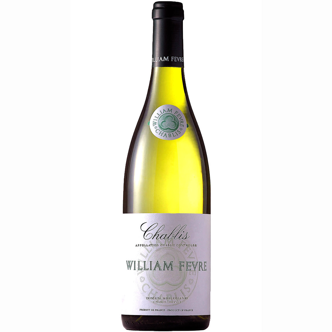 William Fevre Chablis 6 Bottle Case 75cl