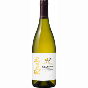 Château Mercian Chardonnay Rivalis Left Bank, Hokushin District, Nagano 12 Bottle Case 75cl 75cl