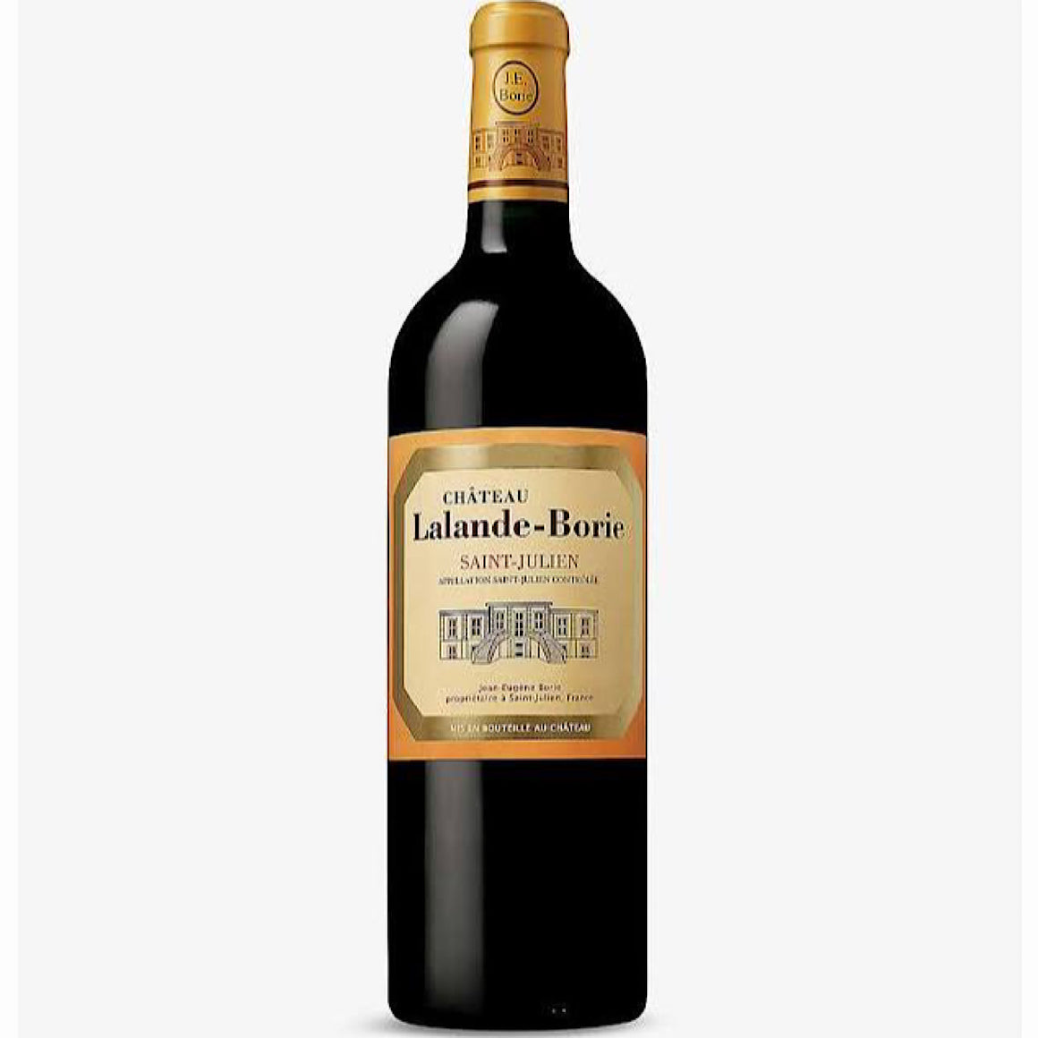 2018 Lalande Borie 12 Bottle Case 75cl
