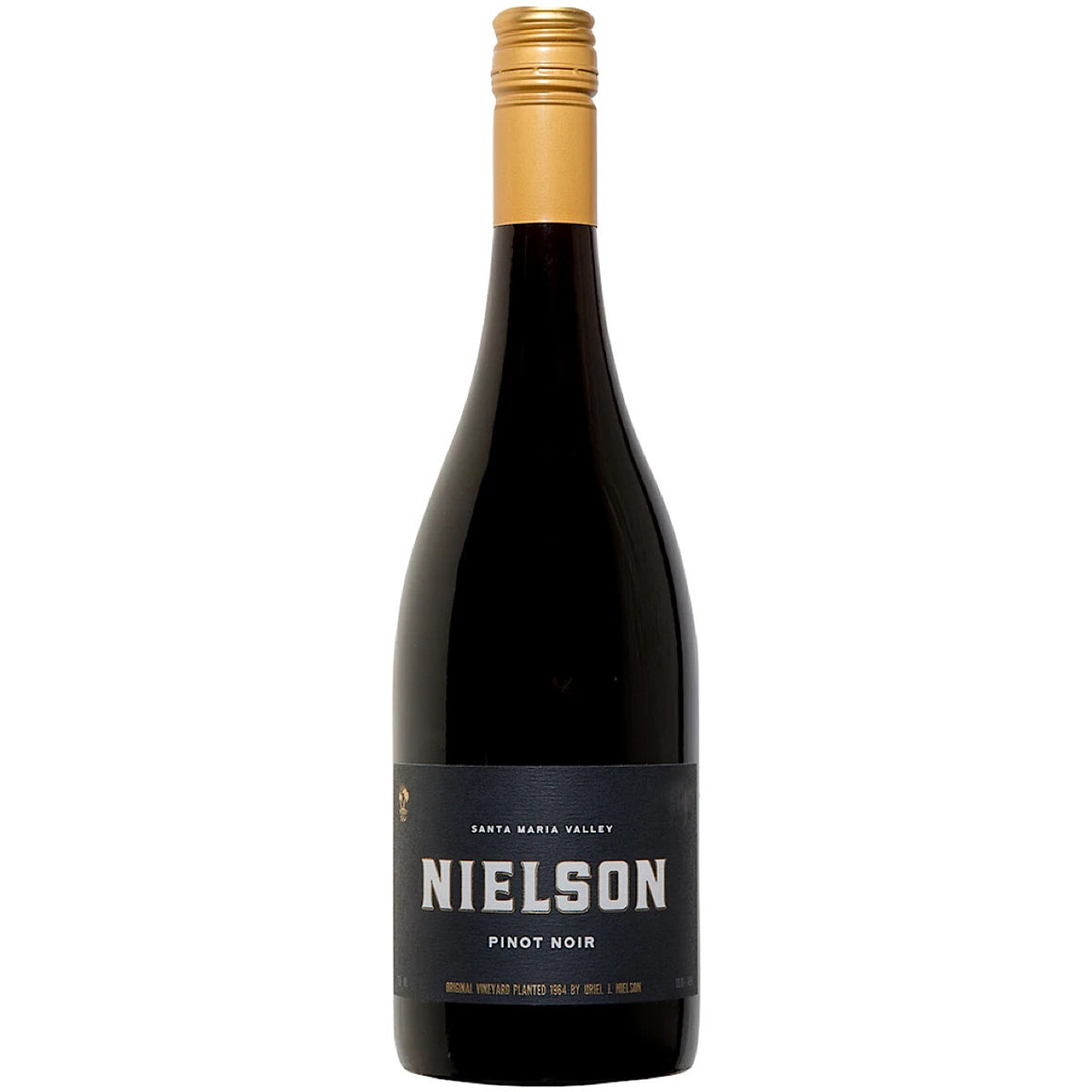 Nielson Santa Maria Valley Pinot Noir 2015 6 Bottle Case 75cl