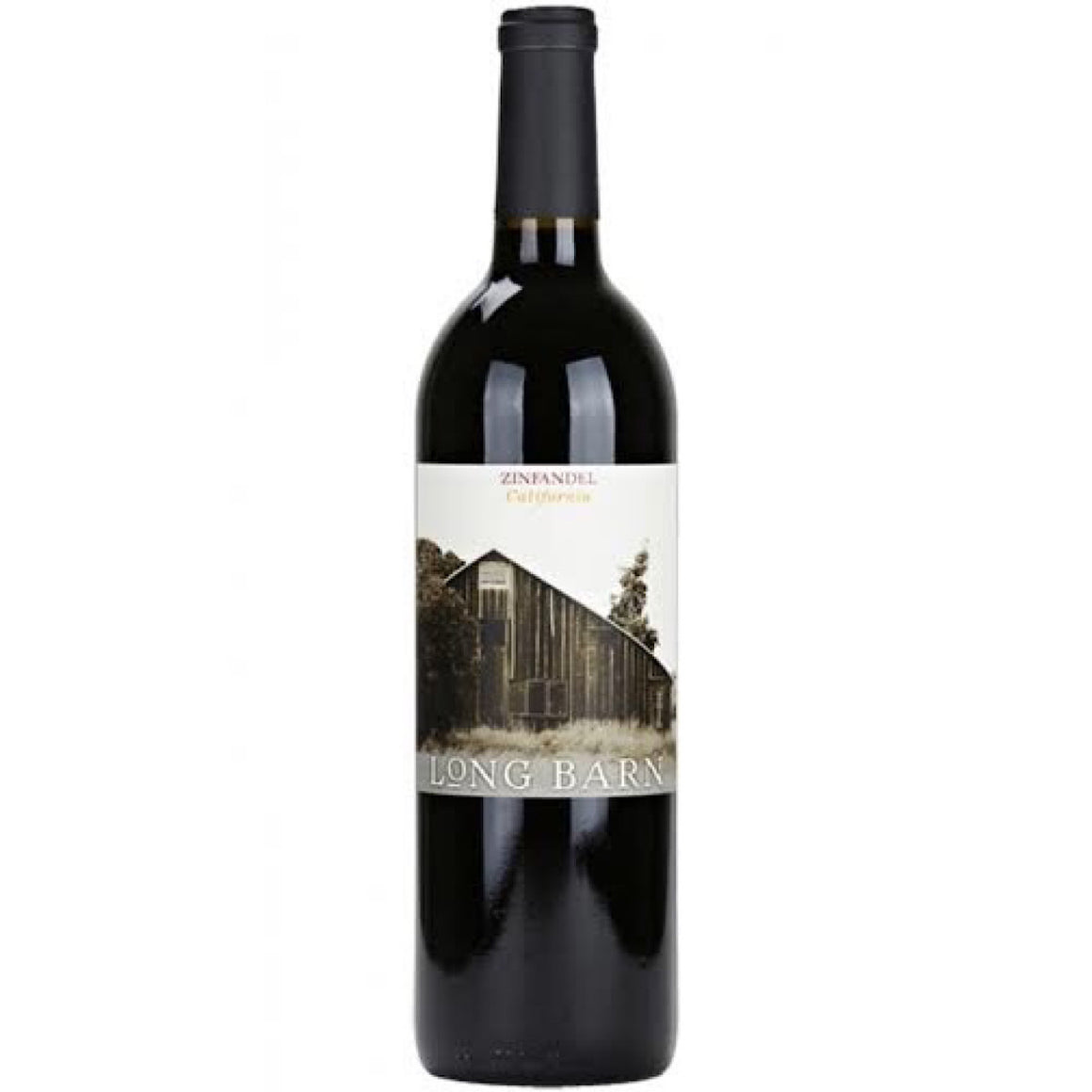 Long Barn Zinfandel 6 Bottle Case 75cl
