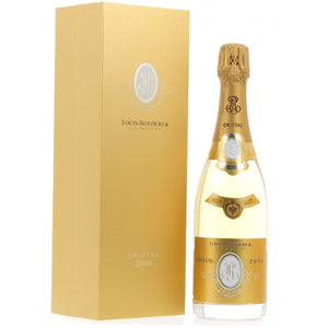 Cristal 2012 Vintage Champagne GIft Box 75cl