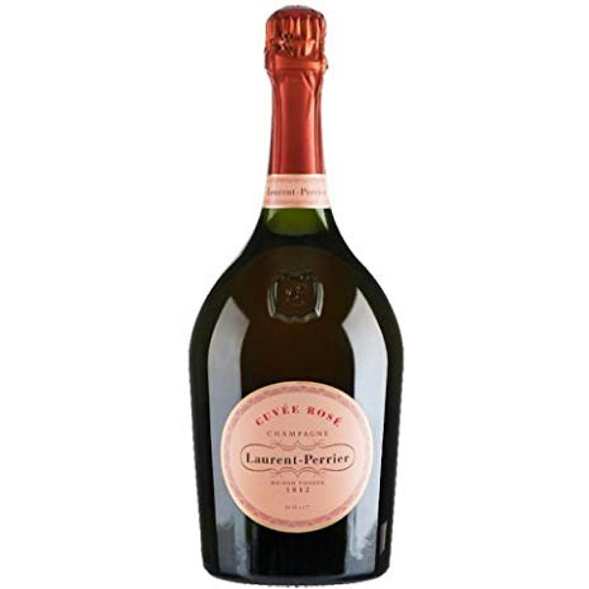 Empty Bottle Sealed Laurent Perrier Rose Display Magnum