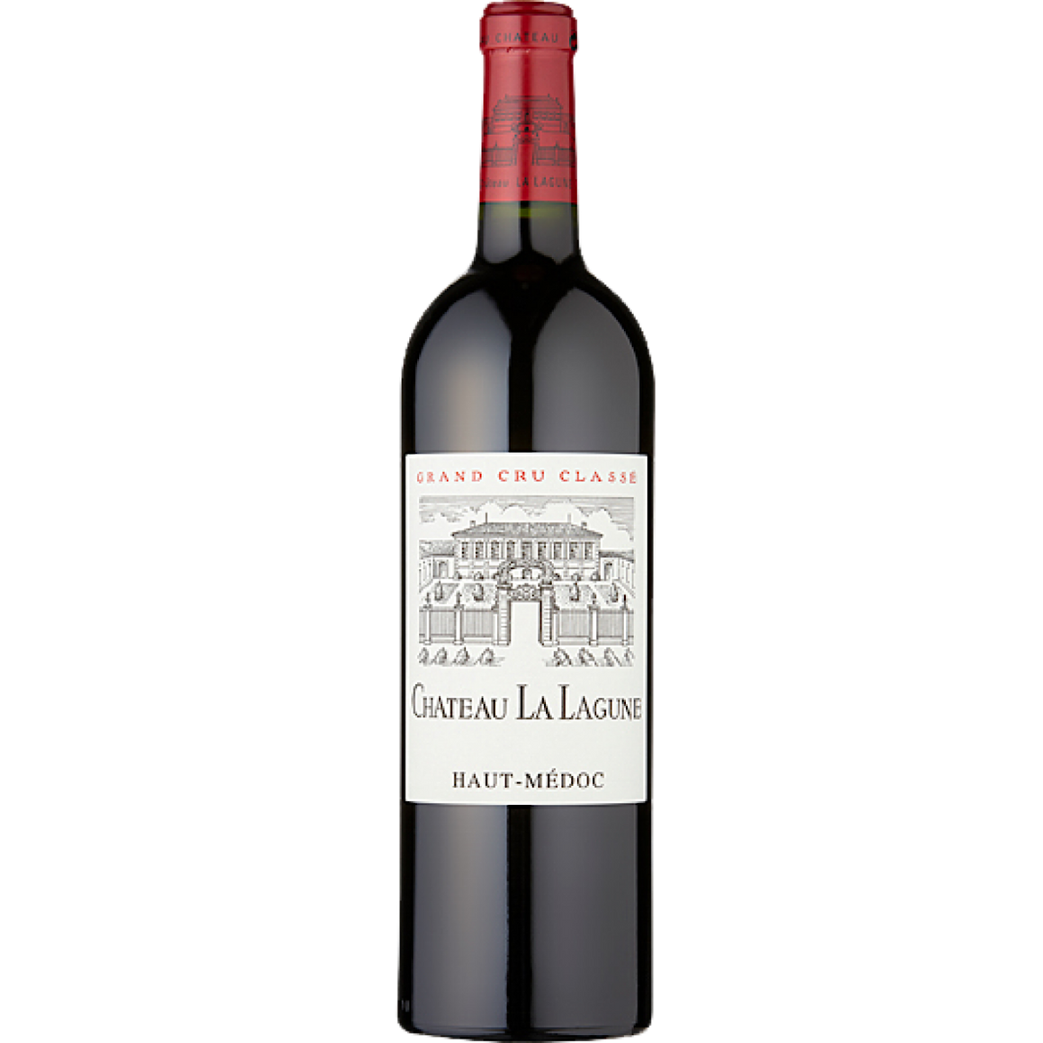 Chateau La Lagune Haut Medoc Bordeaux 12 Bottle Case 75cl