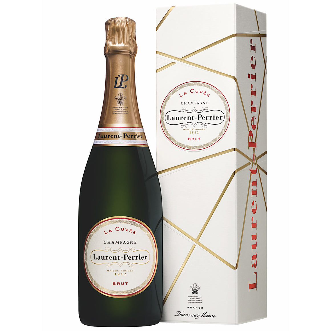 Laurent Perrier La Cuvee Champagne Gift Box Magnum 150cl